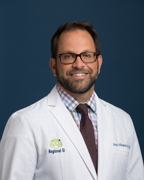 Dr. Paul D. Allegretti, FACG